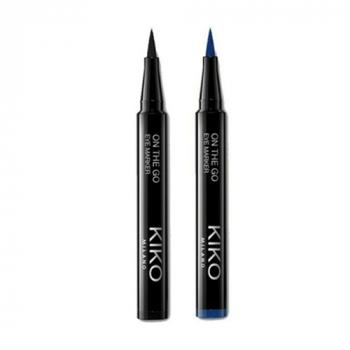 Kiko Milano  On The Go Eye Marker Eyeliner Подводка-фломастер для глаз - фото