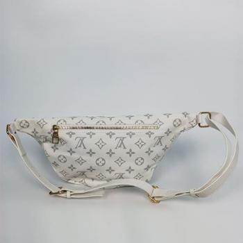 Поясная сумка Louis Vuitton Bumbag Белая 7041 - фото_2