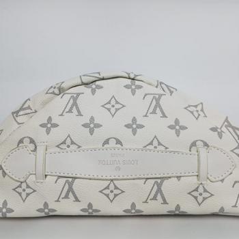 Поясная сумка Louis Vuitton Bumbag Белая 7041 - фото_3