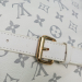 Поясная сумка Louis Vuitton Bumbag Белая 7041 - фото_4