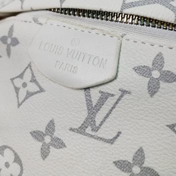 Поясная сумка Louis Vuitton Bumbag Белая 7041 - фото_5