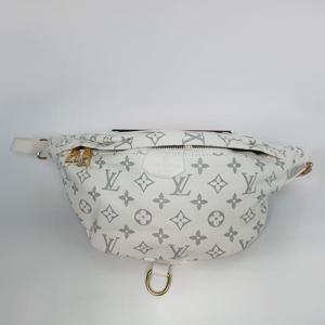 Поясна сумка Louis Vuitton Bumbag Біла 7041