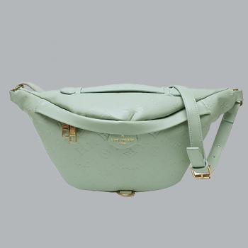 Поясная сумка  Louis Vuitton Discovery Мятная 7093 - фото