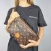 Поясная сумка Louis Vuitton Outdoor 7693 - фото