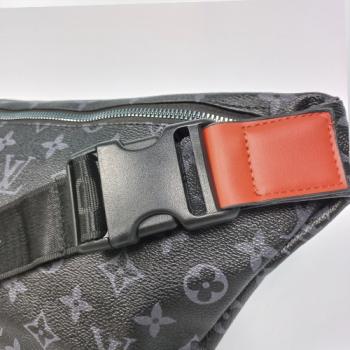 Поясная сумка Louis Vuitton 1854 Черная - фото_4