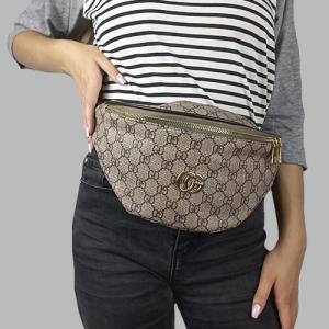 Поясна сумка Gucci Bubag Classic Brown 5555