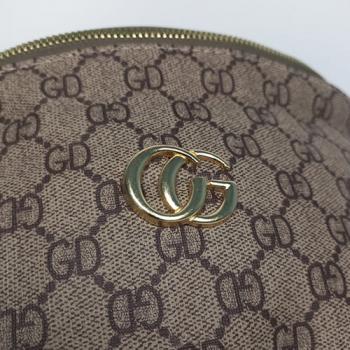 Поясная сумка Gucci Bubag Classic Brown 5555 - фото_3