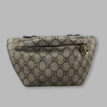 Поясная сумка Gucci Bubag World Tour Gray 9041 - фото_2