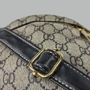 Поясная сумка Gucci Bubag World Tour Gray 9041 - фото_3