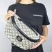 Поясная сумка Gucci Bumbag Monogram 2196 - фото