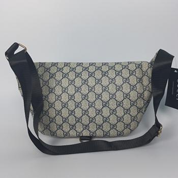 Поясная сумка Gucci Bumbag Monogram 2196 - фото_3
