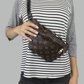 Поясная сумка Louis Vuitton Bubag World Tour 9041 - фото