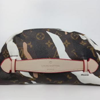 Поясная сумка Louis Vuitton Bumbag Акварель белая 7041 - фото_3