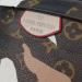 Поясная сумка Louis Vuitton Bumbag Акварель белая 7041 - фото_4