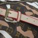 Поясная сумка Louis Vuitton Bumbag Акварель белая 7041 - фото_5