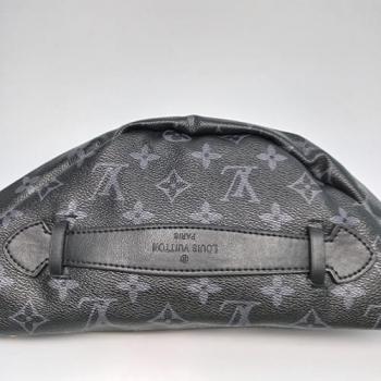 Поясная сумка Louis Vuitton Bumbag Черная 7041 - фото_3