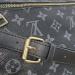 Поясная сумка Louis Vuitton Bumbag Черная 7041 - фото_5