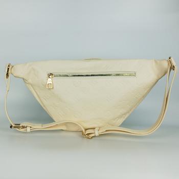 Поясная сумка  Louis Vuitton Discovery Бежевая 7093 - фото_2
