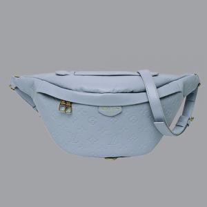 Поясная сумка  Louis Vuitton Discovery Голубая 7093