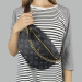 Поясная сумка Louis Vuitton Favorite Monogram Black - фото
