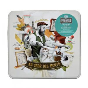 Proraso Beard Kit Refresh Подарочный набор с 3-х предметов