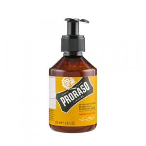 Proraso Wood & Spice Beard Wash Шампунь для бороды