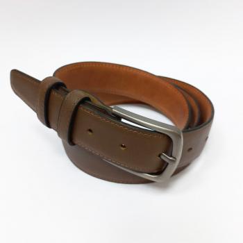 Ремень Brown Leather - фото