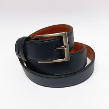 Ремень Blue Leather - фото