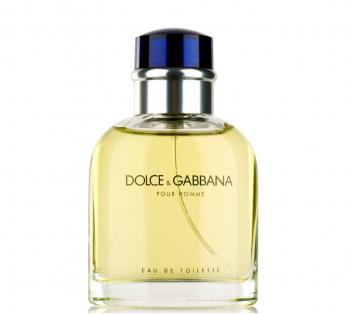 Dolce & Gabbana Pour Homme Туалетная вода 125 ml
