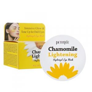 Petitfee&Koelf Chamomile Lightening Патчі під очі з екстрактом ромашки