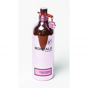 MONTALE ROSES MUSK International Design Парфюмированная вода 100 ml Original