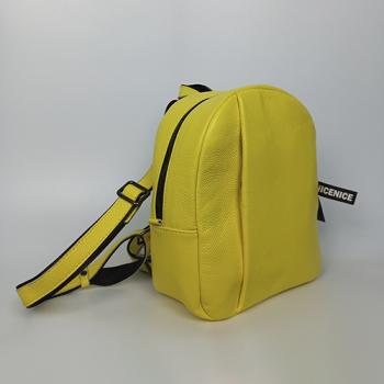 Рюкзак Chicago Желтый - фото_2