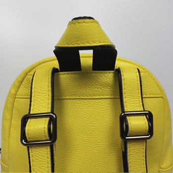 Рюкзак Chicago Желтый - фото_4