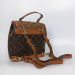Рюкзак Louis Vuitton Dauphine Светло-коричневый 9901 - фото_3