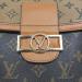 Рюкзак Louis Vuitton Dauphine Светло-коричневый 9901 - фото_4