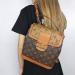 Рюкзак Louis Vuitton Dauphine Светло-коричневый 9901 - фото
