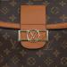 Рюкзак Louis Vuitton Dauphine LV Коричневый 9901 - фото_4