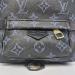 Рюкзак Louis Vuitton Palm Springs Mini XS, Чёрный - фото_4