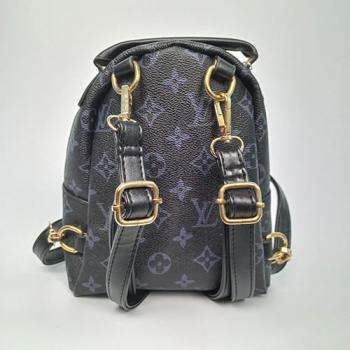 Рюкзак Louis Vuitton Palm Springs Mini XS, Чёрный - фото_3