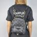 Рюкзак Louis Vuitton Palm Springs Mini XS, Чёрный - фото