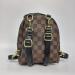 Рюкзак Louis Vuitton Palm Springs Mini XS Клетка, коричневая - фото_3