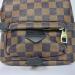 Рюкзак Louis Vuitton Palm Springs Mini XS Клетка, коричневая - фото_4
