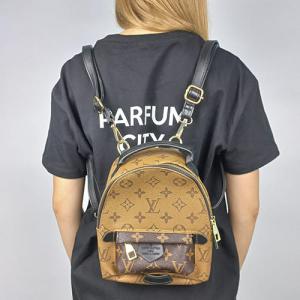 Рюкзак Louis Vuitton Palm Springs Mini XS, Світло-коричнева