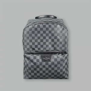 Рюкзак Louis Vuitton Чорний, клітина