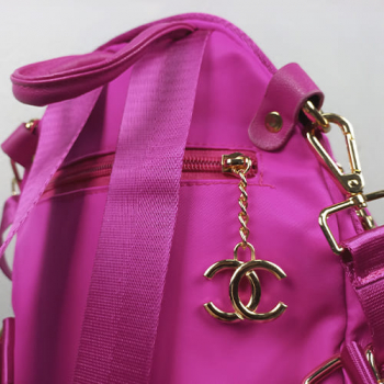 Рюкзак Chanel VIP Backpack Розовый 3576 - фото_3