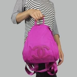 Рюкзак Chanel VIP Backpack Рожевий 3576