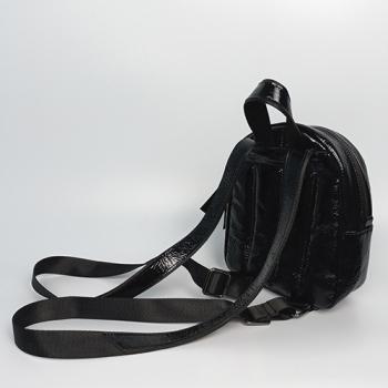 Рюкзак Tokyo Черный, глянцевый - фото_3