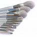 Набор кистей для макияжа Gray 10 in 1 - фото_2