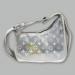 Сумка Louis Vuitton Diaphanous Light Белая 6969 - фото_2