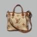 Сумка Louis Vuitton Ocean Коричневая 7193 - фото_2